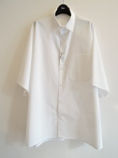 <img class='new_mark_img1' src='https://img.shop-pro.jp/img/new/icons1.gif' style='border:none;display:inline;margin:0px;padding:0px;width:auto;' />THE RERACS(21SS)  DOLMAN SHIRTS(WHITE)