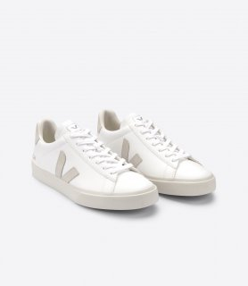 <img class='new_mark_img1' src='https://img.shop-pro.jp/img/new/icons1.gif' style='border:none;display:inline;margin:0px;padding:0px;width:auto;' />VEJA(21SS) CAMPO  EXTRA-WHITE NATURAL-SUEDE