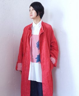 <img class='new_mark_img1' src='https://img.shop-pro.jp/img/new/icons41.gif' style='border:none;display:inline;margin:0px;padding:0px;width:auto;' />LINEN DENIM COAT(liner)