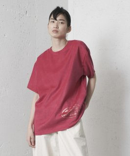 <img class='new_mark_img1' src='https://img.shop-pro.jp/img/new/icons41.gif' style='border:none;display:inline;margin:0px;padding:0px;width:auto;' />SUEDE T-SHIRT