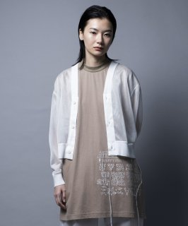 <img class='new_mark_img1' src='https://img.shop-pro.jp/img/new/icons41.gif' style='border:none;display:inline;margin:0px;padding:0px;width:auto;' />SHEER CARDIGAN