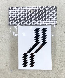 ZIGZAG STICKER
