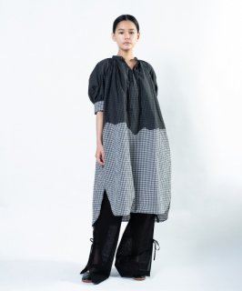 <img class='new_mark_img1' src='https://img.shop-pro.jp/img/new/icons41.gif' style='border:none;display:inline;margin:0px;padding:0px;width:auto;' />VOLUME SEELVE DRESS