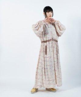 CALLIGRAPHY DRESS
