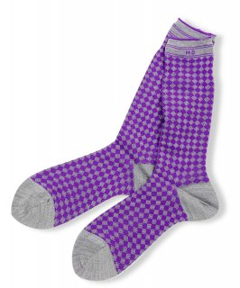 <img class='new_mark_img1' src='https://img.shop-pro.jp/img/new/icons13.gif' style='border:none;display:inline;margin:0px;padding:0px;width:auto;' />CHECKER SOCKS