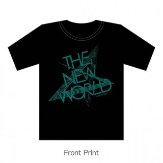 THE NEW WORLD Tシャツ