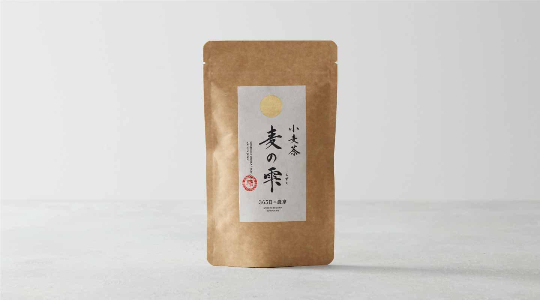 【365日×農家】小麦茶 麦の雫