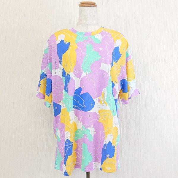 カラフル半袖Tシャツ