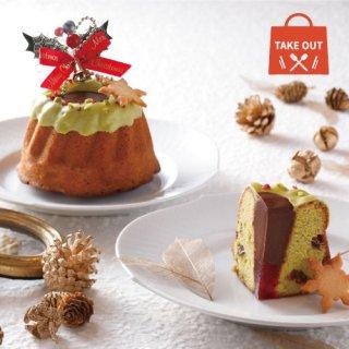 店頭受け渡し用<br>【クリスマスケーキ】<br>ノエルクグロフショコラ
