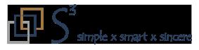 S3 simple x smart  x sincere