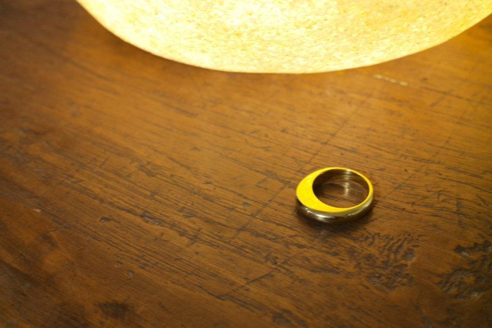 BYOKA G.CRESCENT RING