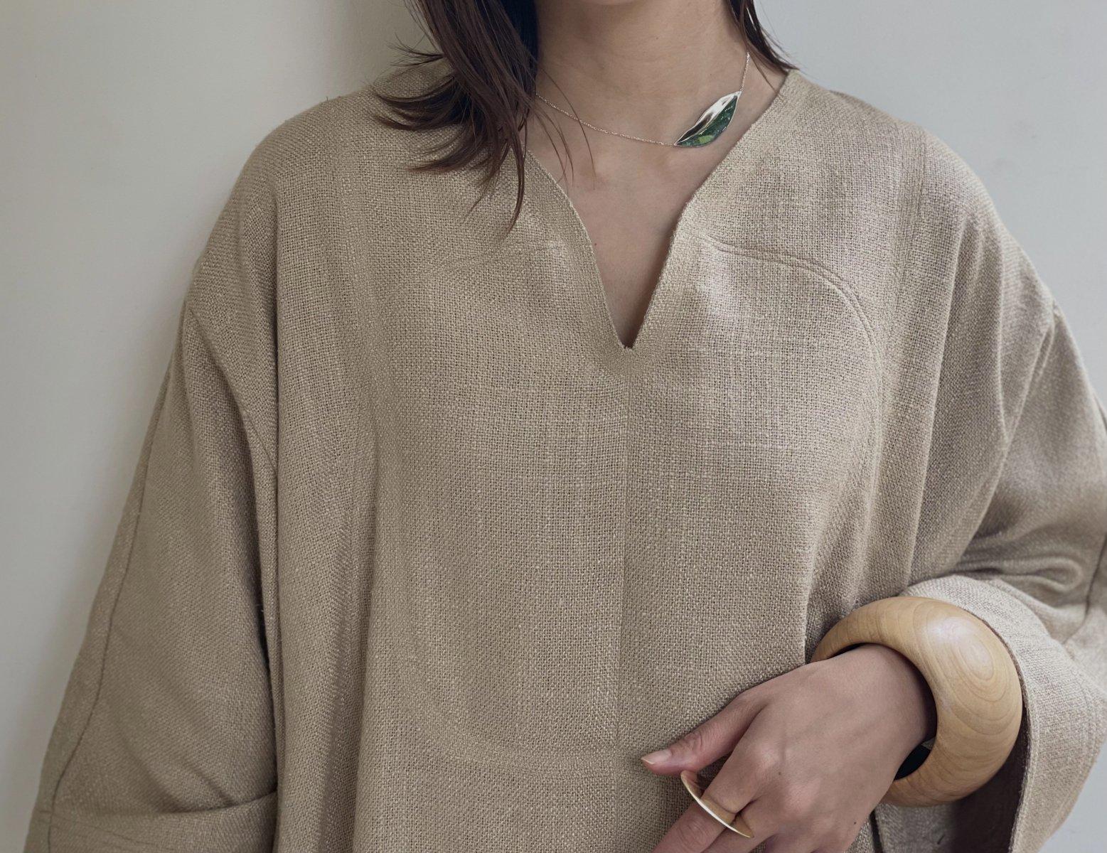 WRYHT SAHARA DRESS (CITRINE)