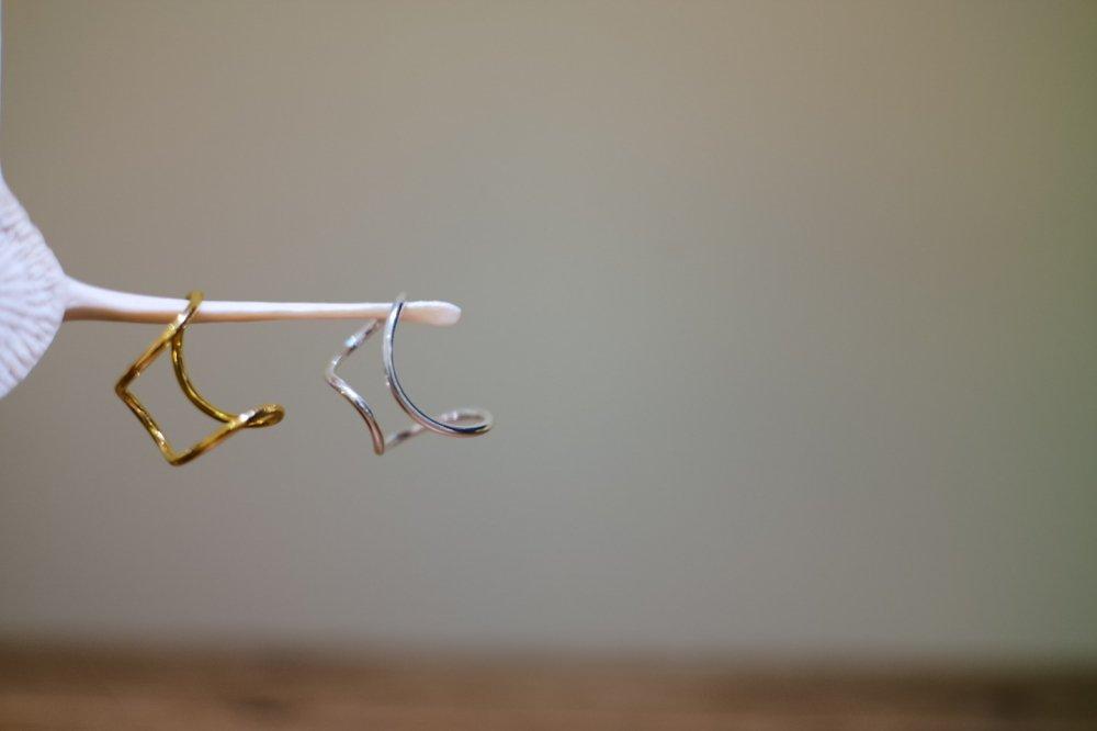 BYOKA WILLOW RING (GOLD)