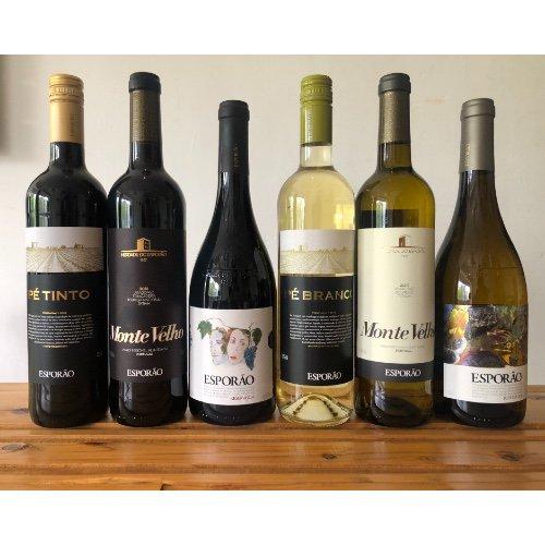 Classic Alentejo Wine Set