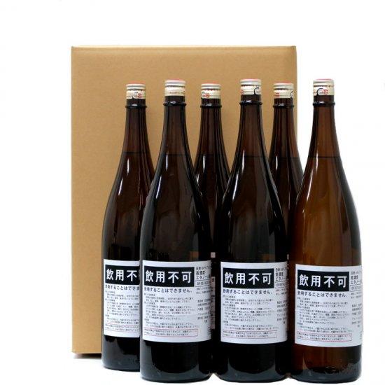 日新66%アルコール 1.8L瓶6本入