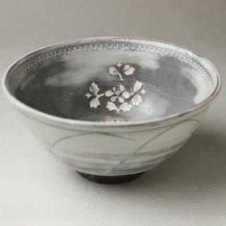 印華茶碗 楠部彌弌 造