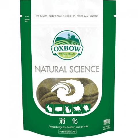 消化 NATURAL SCIENCE 120g | OXBOW