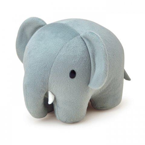 ブルーナファミリー ゾウ Mサイズ | ミッフィーぬいぐるみのセキグチ