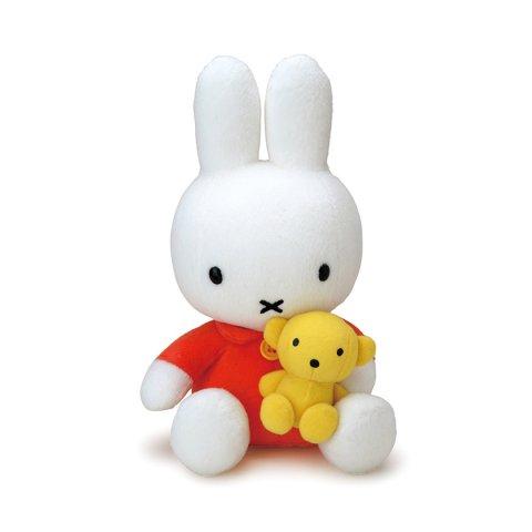 ミッフィー くまちゃん抱き ぬいぐるみ | ミッフィーぬいぐるみのセキグチ