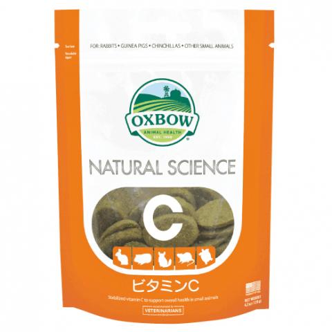 ビタミンC NATURAL SCIENCE 120g | OXBOW