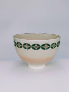 七宝茶碗 緑