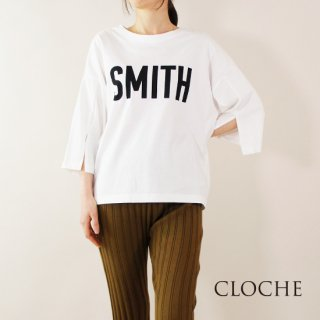 SMITHロゴTシャツ