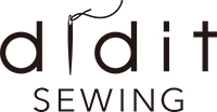 didit sewing(ディディソーイング)おうちで見られる洋裁レッスン&型紙