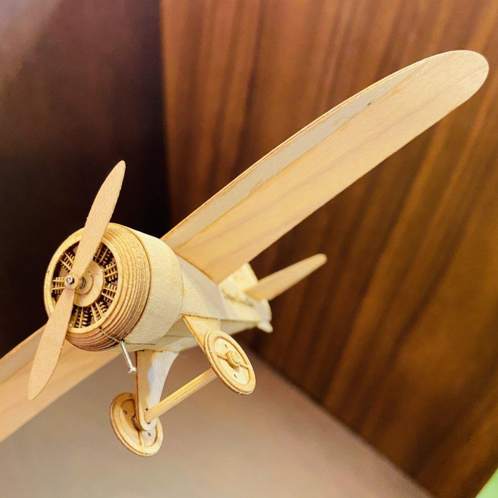 【完成品】Super Swallow(Airplane Type EC9AS)