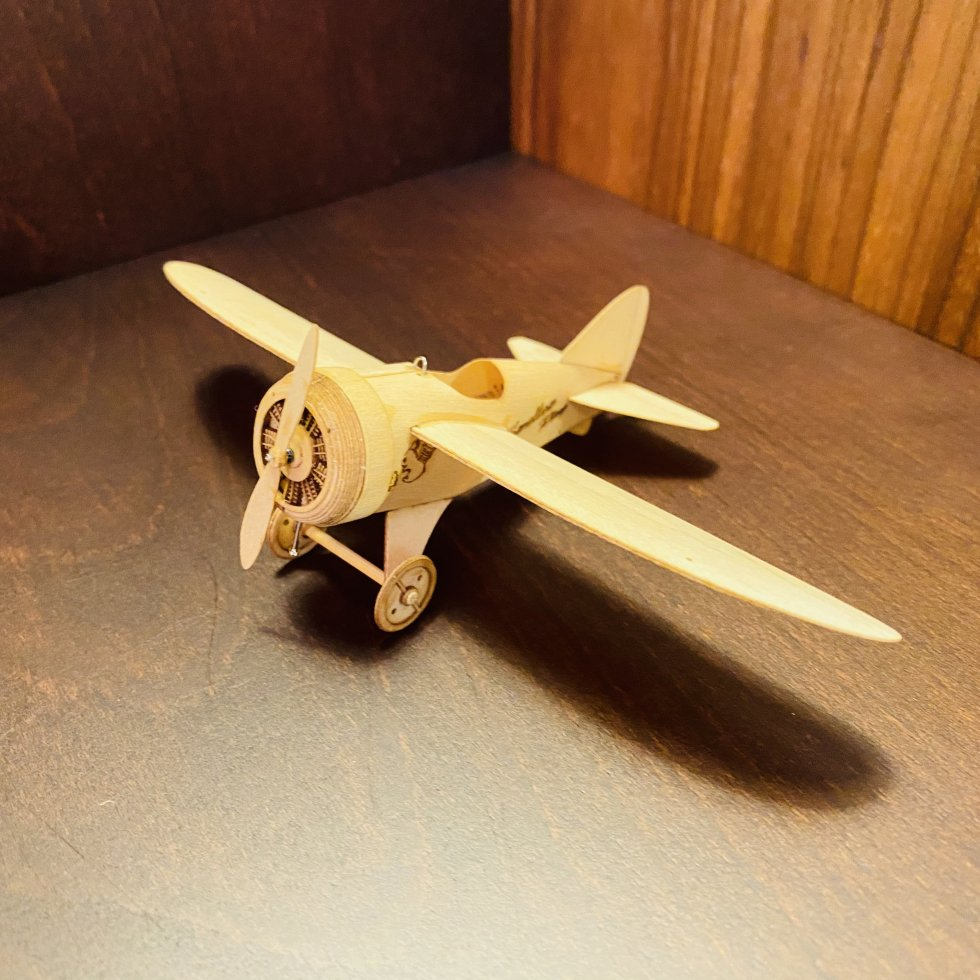 【キット】Swallow Wing mk1(Airplane Type EC8FS mk1)