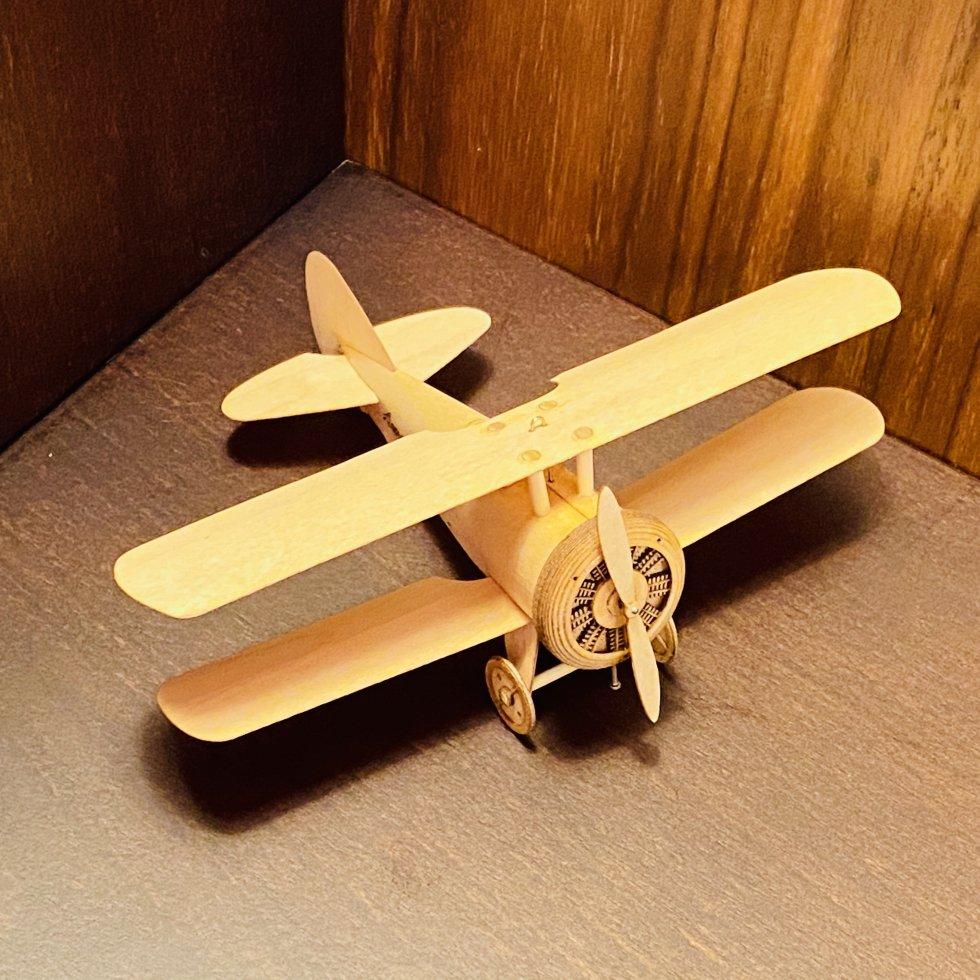 【キット】Aurora mk2(Biplane Type EF1ES mk2)