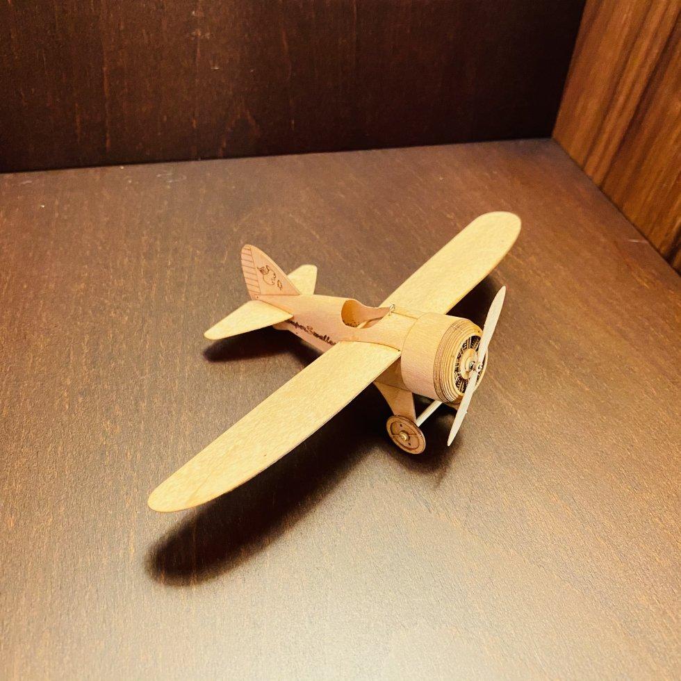 【キット】Super Swallow(Airplane Type EC9AS)