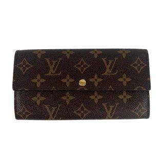 LOUIS VUITTON<BR> ルイ・ヴィトン  ポルトフォイユ・サラ 二つ折り財布