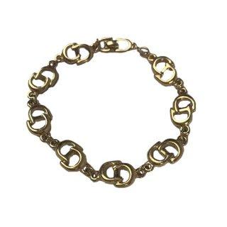 Dior <BR>ディオール CDロゴ ブレスレット