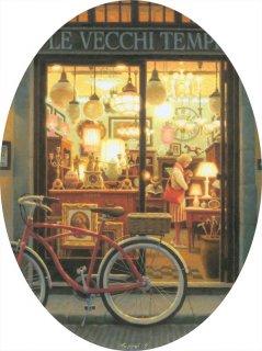 アンティーク雑貨の店