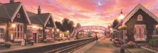 セトル鉄道駅
