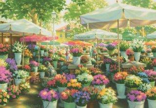 スプリトの花市