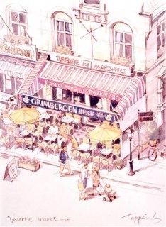 ベルネのカフェ