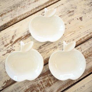 白りんご小皿