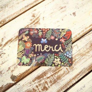メルシーリーフポストカード