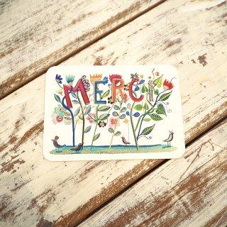メルシーツリーポストカード