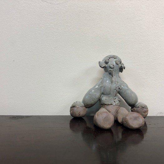 オブジェ#11:フクヤマ人形<br>一点もの