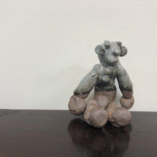 オブジェ#13:フクヤマ人形<br>一点もの