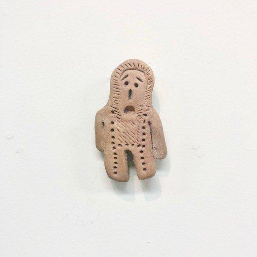 オブジェ#41:モリ人形<br>一点もの