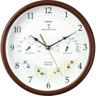 エンペックス ウエザーパル電波時計
