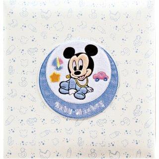 フエルアルバム ベビーミッキー&フレンズ アルバム  ーミッキーブルー