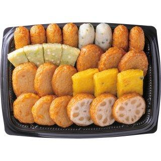 鹿児島小田口屋 10品目野菜のさつま揚げ【送料込み】