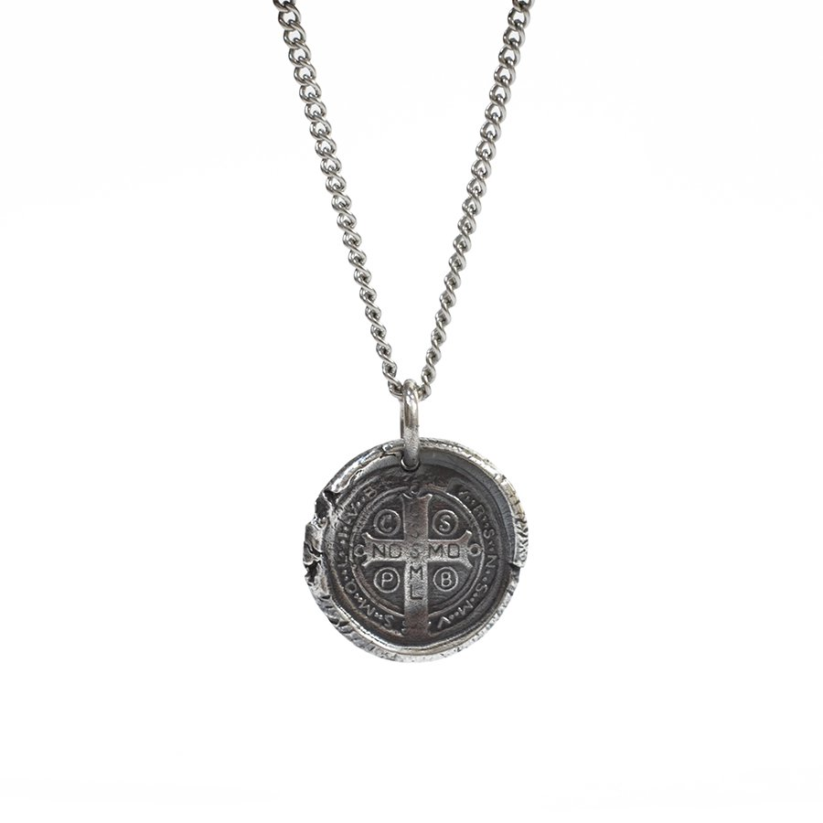 AMP JAPAN 13AH-284 coin Necklace