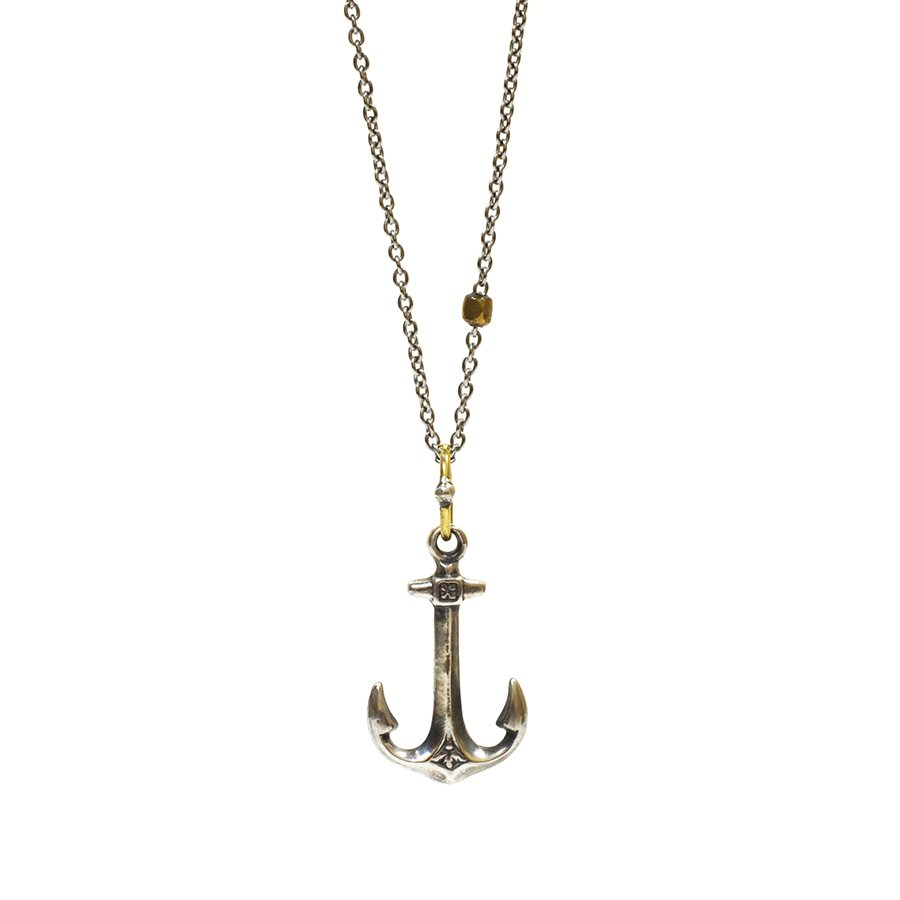 AMP JAPAN 12AH-153 st anchor necklace