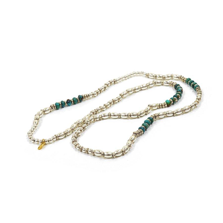 AMP JAPAN 15AHK-441 Metal Beads & Turquoise -Long-