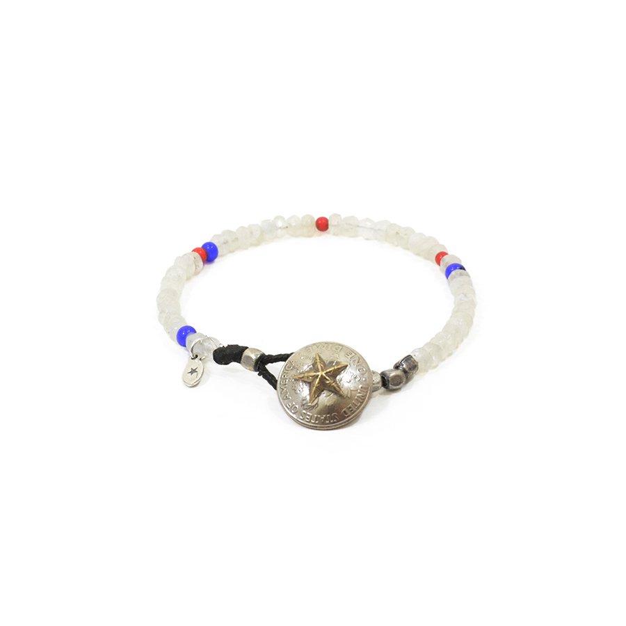 AMP JAPAN 15AHK-415 Star Dime Concho Beads